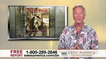 Swiss America TV Spot, 'Bank Safety' Featuring Pat Boone - Thumbnail 5