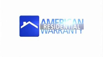 American Residential Warranty TV Spot - Thumbnail 10