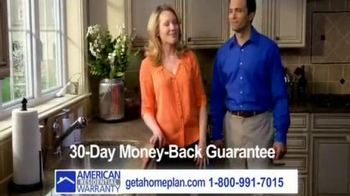 American Residential Warranty TV Spot - Thumbnail 4