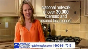 American Residential Warranty TV Spot - Thumbnail 7