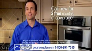 American Residential Warranty TV Spot - Thumbnail 8