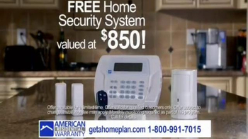 American Residential Warranty TV Spot - Thumbnail 9