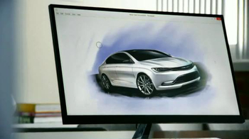 2015 Chrysler 200 TV Spot, 'Born Makers' Song by MoZella - Thumbnail 4