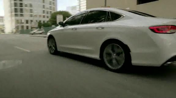 2015 Chrysler 200 TV Spot, 'Born Makers' Song by MoZella - Thumbnail 7