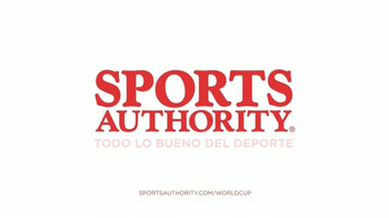 Sports Authority TV Spot, 'Equipo Del Mundial' [Spanish] - Thumbnail 8