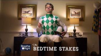 Breathe Right TV Spot, 'The Bedtime Stakes' - Thumbnail 1