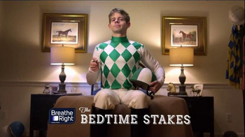 Breathe Right TV Spot, 'The Bedtime Stakes' - Thumbnail 2