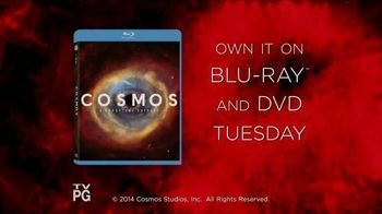 Cosmos: A Spacetime Odyssey Blu-ray and DVD TV Spot