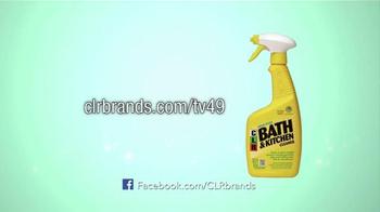 CLR Bath & Kitchen Cleaner TV Spot, 'Environmentally Safe' - Thumbnail 10