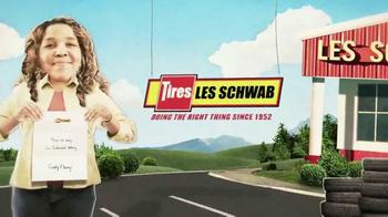 Les Schwab Tire Centers TV Spot, 'Cicely Fleury'