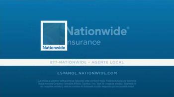 Nationwide Insurance Deducible Decreciente TV Spot, 'Seguro' [Spanish] - Thumbnail 10