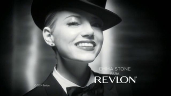 Revlon Bold Lacquer TV Spot Con Emma Stone [Spanish] - 203 commercial airings
