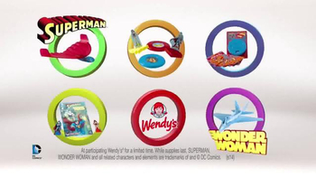 Wendy's Kids' Meals TV Spot, 'Superman' - Thumbnail 6