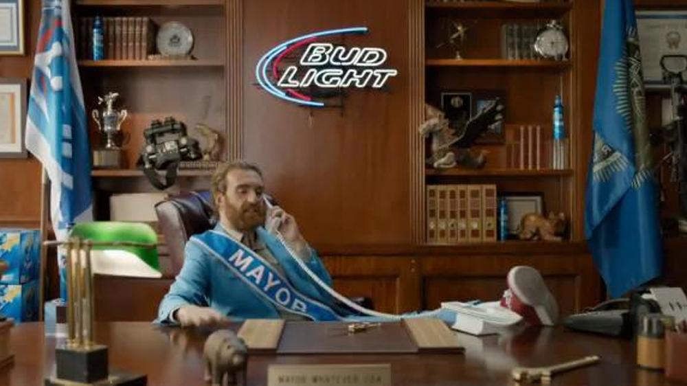 Bud light tv commercial whatever usa big order ispot aloadofball Choice Image