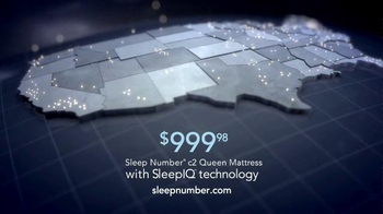 Sleep Number Sleep IQ Technology TV Spot, 'Better Sleep' - Thumbnail 9