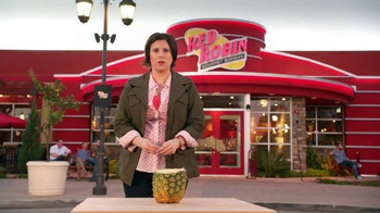 Red Robin Banzai Burger TV Spot, 'To Die For'