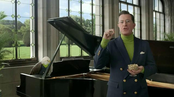 Wonderful Pistachios TV Spot, 'Stephen Colbert Pitches the National Nut' - Thumbnail 6