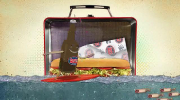 Jersey Mike's  TV Spot, 'A Sub Above' - Thumbnail 6