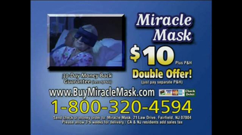 Miracle Mask TV Spot - Thumbnail 10