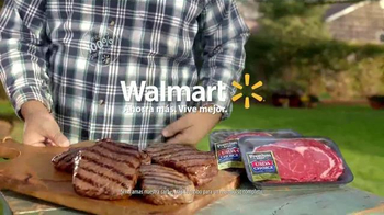 Walmart Steaks TV Spot, 'Steak BBQ' Con Aarón Sánchez [Spanish] - Thumbnail 10
