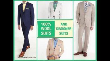 K&G Fashion Superstore Father's Day Suit Event TV Spot - Thumbnail 3