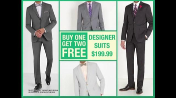 K&G Fashion Superstore Father's Day Suit Event TV Spot