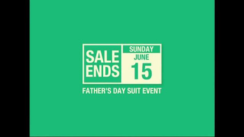 K&G Fashion Superstore Father's Day Suit Event TV Spot - Thumbnail 6