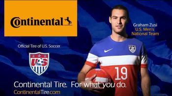 Continental Tire TV Spot, 'The Game'