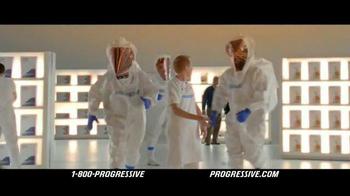Progressive TV Spot, 'Hazmats' - Thumbnail 4
