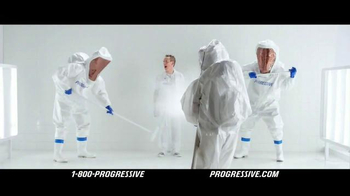 Progressive TV Spot, 'Hazmats'