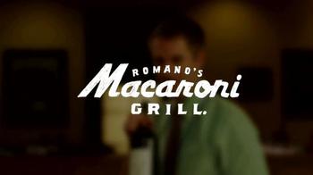 Romano's Macaroni Grill Comedy Central TV Spot, 'Uncork The Night' - Thumbnail 9