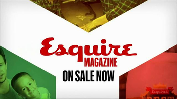 Esquire Magazine June/July Issue TV Spot, 'Fatherhood' - 33 commercial airings