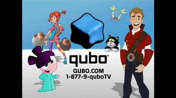 Qubo TV Spot, 'Curious Kids'