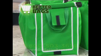 Better Bags TV Spot, 'The Bag of the Future: 2 for $10' - Thumbnail 6
