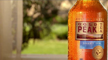 Gold Peak Sweet Iced Tea TV Spot, 'Home Brewed Taste' - Thumbnail 1