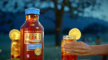 Gold Peak Sweet Iced Tea TV Spot, 'Home Brewed Taste' - Thumbnail 6