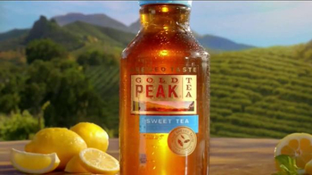 Gold Peak Sweet Iced Tea TV Spot, 'Home Brewed Taste' - Thumbnail 3