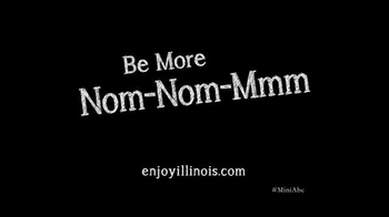 Illinois Office of Tourism TV Spot, 'MiniAbe-Be More Nom-Nom-Mmm' - Thumbnail 9