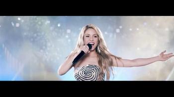 T-Mobile TV Spot, 'Cambiando las reglas del juego' con Shakira [Spanish] - 125 commercial airings