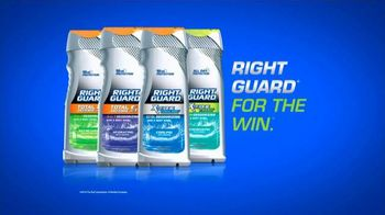Right Guard Hair & Body Wash TV Spot