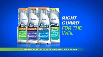 Right Guard Hair & Body Wash TV Spot - Thumbnail 4