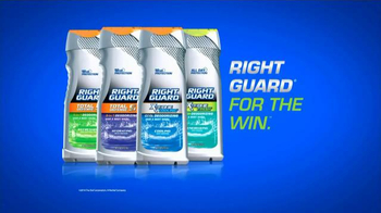 Right Guard Hair & Body Wash TV Spot - Thumbnail 3