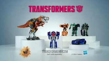 Transformers TV Spot, 'Movie Collection Toys' - Thumbnail 5