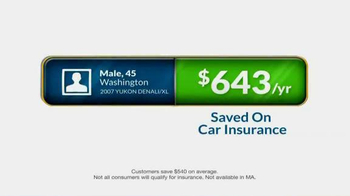 Insurance.com TV Spot, 'One Form, One Time' - Thumbnail 1