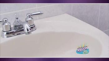 Kaboom OxiClean TV Spot, 'Bathroom Cleaner' - Thumbnail 4
