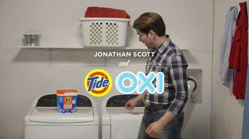 Tide-Oxi TV Spot, 'Now You Can Tide That' Featuring Jonathan Scott