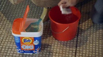 Tide-Oxi TV Spot, 'Now You Can Tide That' Featuring Jonathan Scott - Thumbnail 5