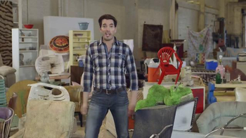 Tide-Oxi TV Spot, 'Now You Can Tide That' Featuring Jonathan Scott - Thumbnail 6