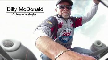 ION Camera TV Spot, 'Fishing' Featuring Professional Angler Bill McDonald - Thumbnail 2