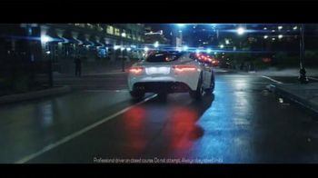 2015 Jaguar F-Type Coupe TV Spot, 'Striker' Featuring Jozy Altidore - Thumbnail 2